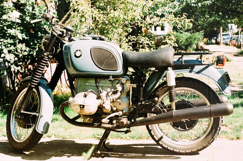 All About Vintage Motorcycles