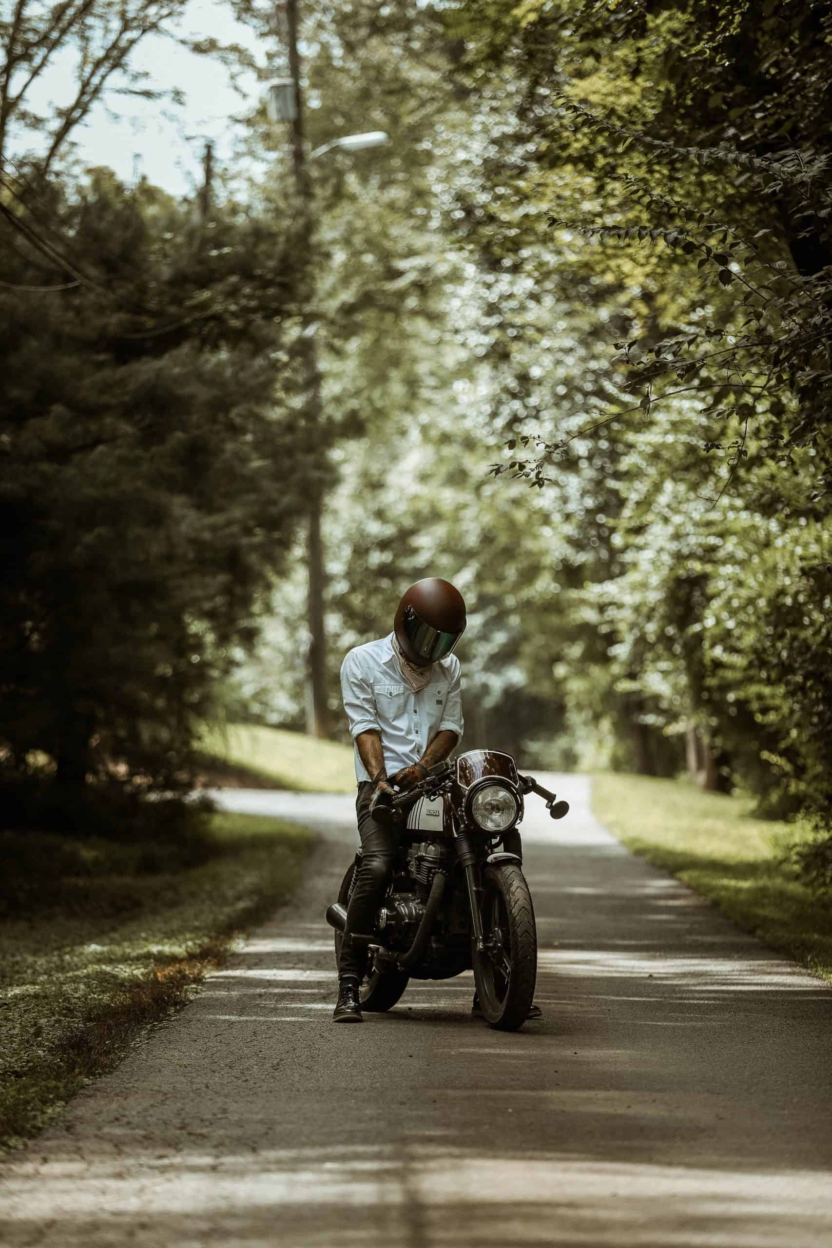 The Motorcycle Whisperer: Safety Tips
