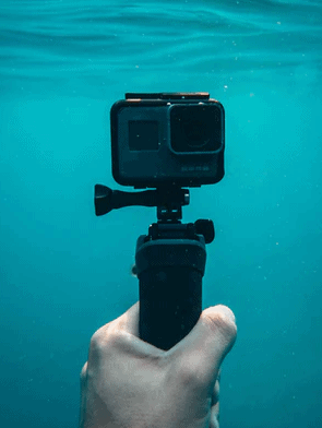How To Click Amazing Pictures Using Outdoor Waterproof Camera?