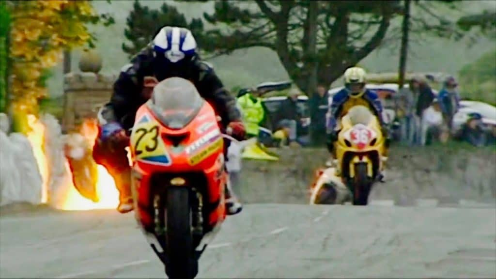 Motorcycle Racing Is A Great Sport